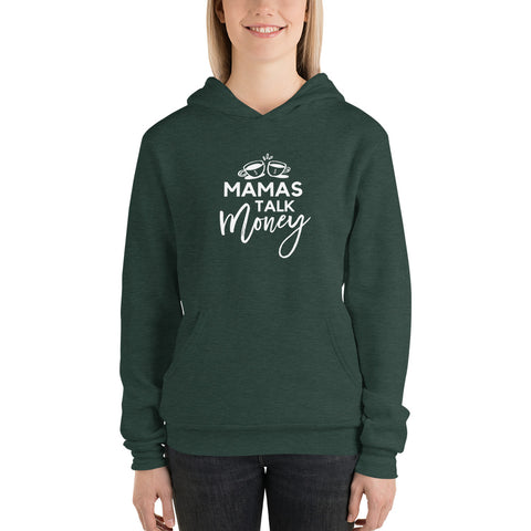 Super Soft Mamas Talk Money Sweatshirt