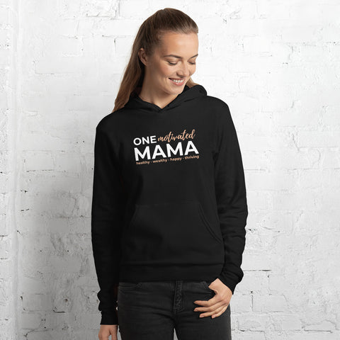 Motivated Mama Society Hoodie