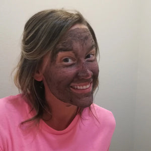 Coffee & Charcoal Facial Scrub - NEW!