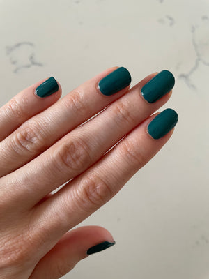 Sophisticated Teal
