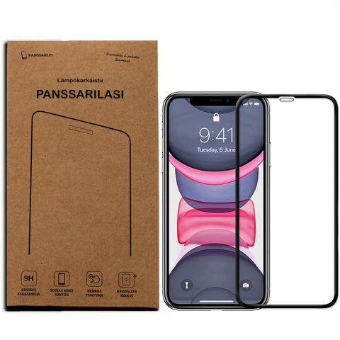 iPhone XR / iPhone 11 Panssarilasi