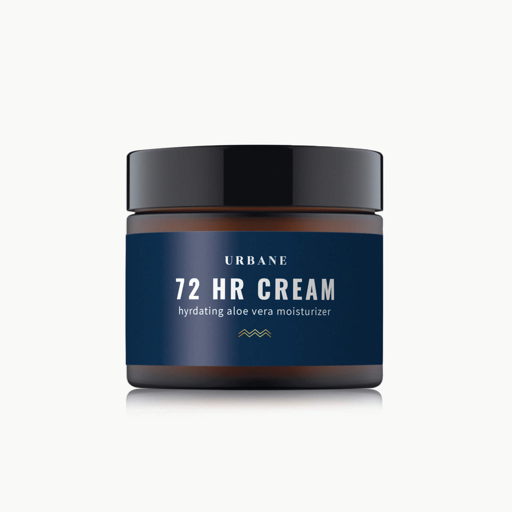 72 HR Cream | Hydrating Aloe Vera Moisturizer