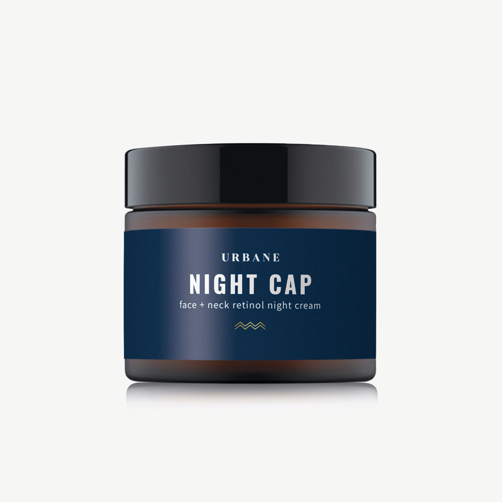 Night Cap | Face & Neck Retinol Night Cream