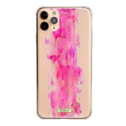 Hot Pink Waterfall - Funda Celular
