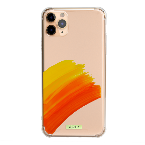 Orange Rainbow - Funda Celular