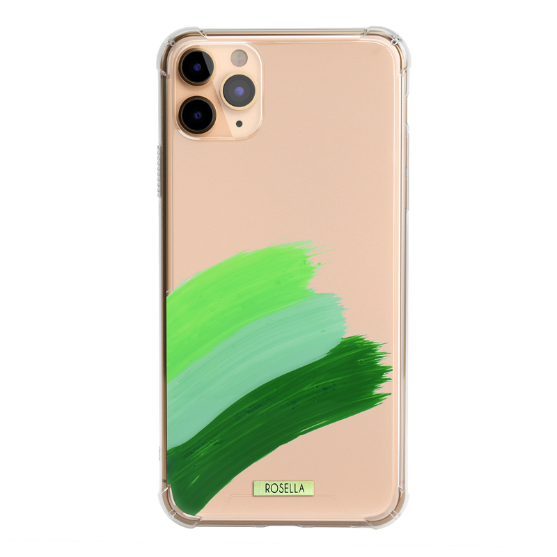 Green Rainbow - Funda Celular