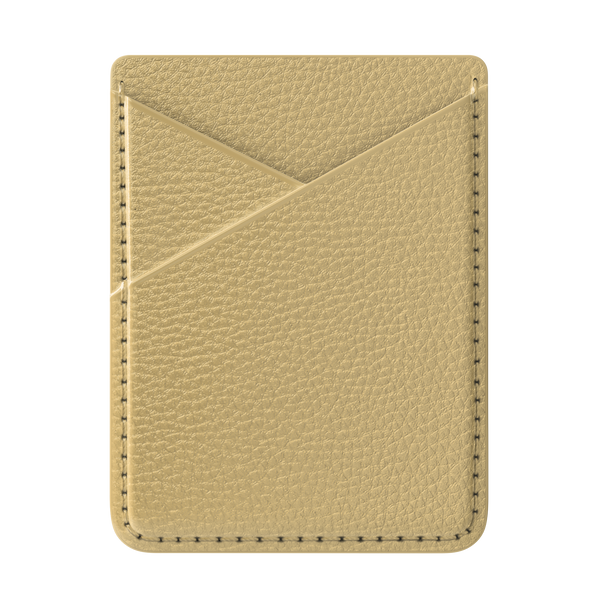 Card Holder - Gold