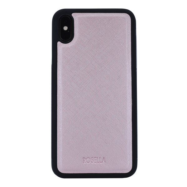 Rose Gold Leather - Funda Celular