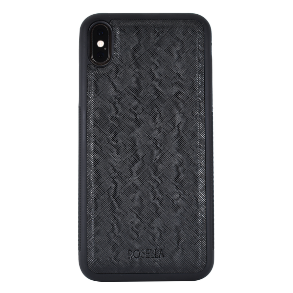 Black Leather - Funda Celular