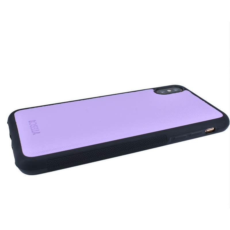 Purple Leather - Funda Celular