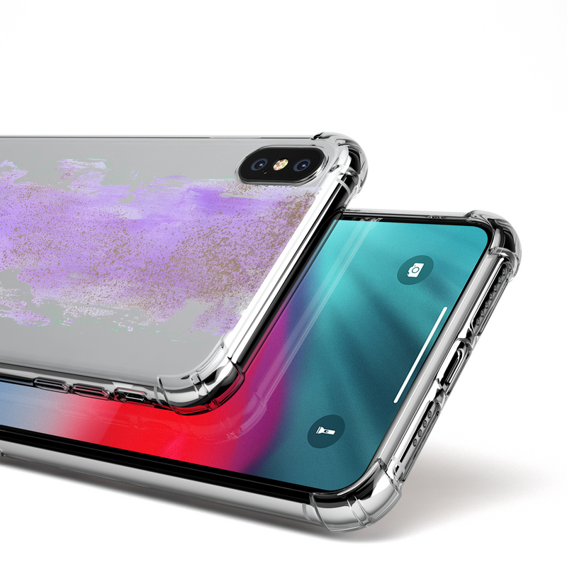 Purple Waterfall - Funda Celular