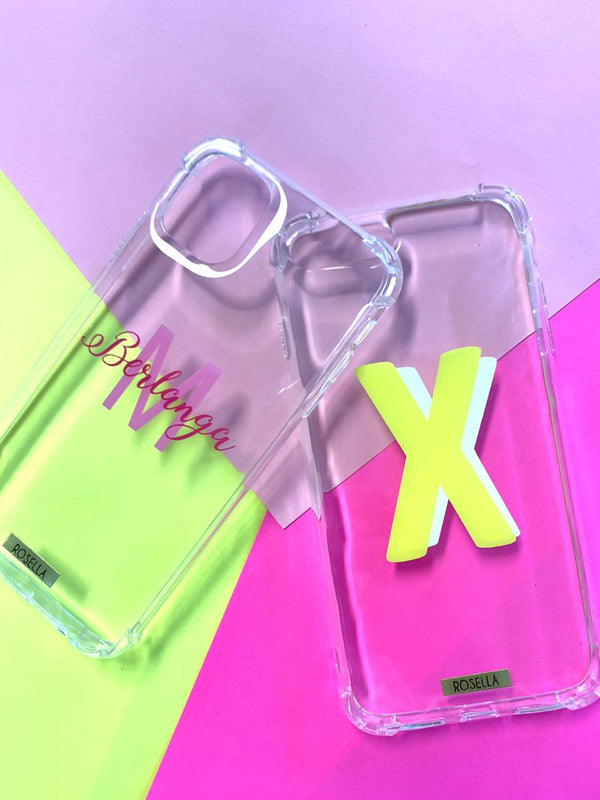 Clear Case - Funda Celular