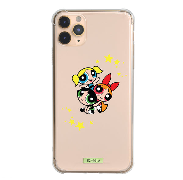 STICKERS POWERPUFF GIRLS - FUNDA CELULAR