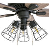 "52"" Inland Seas, Bronze, Remote Control, Ceiling Fan"