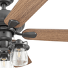 "42"" Crown Ridge, Bronze, Remote Control, Ceiling Fan"
