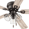 "52"" Sawgrass, Espresso Bronze, Pull Chain, Ceiling Fan"