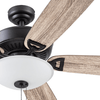 "52"" Branbury, Espresso Bronze, Pull Chain, Ceiling Fan"