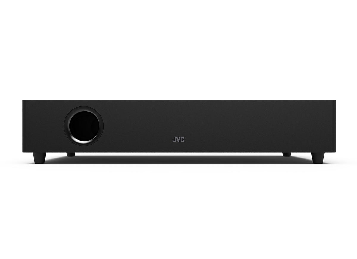 "JVC 37"" 2.1 BLUETOOTH SOUND BAR WITH WIRELESS SUBWOOFER"