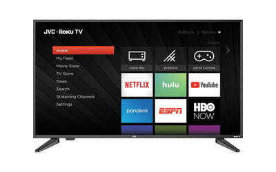Full HD JVC Roku TV - 40""
