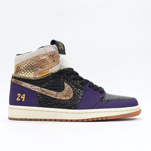 "Union x Air Jordan 1 High ""Mamba"""