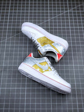 "Load image into Gallery viewer, Nike Air Force 1 '07 ""Stars"" - Just_4Kicks"