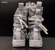 将图片加载到图库查看器,Nike SF Air Force 1 Hi Boot White - Just_4Kicks