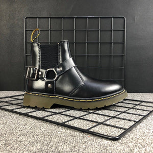 Dr. Martens Buckley Ankle Boots - Just_4Kicks