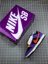 Load image into Gallery viewer, Nike SB Dunk Low Pro 'ACG Terra' Shoes - Black / Sunburst - Varsity Purple - Taxi - Just_4Kicks