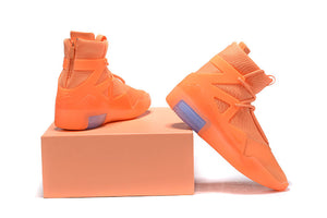 Nike Air Fear Of God 1 Orange Pulse - Just_4Kicks