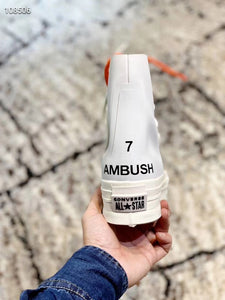 Ambush x Converse Chuck 1970 High White - Just_4Kicks