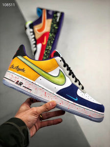 "Air Force 1 ""What The LA"" - Just_4Kicks"
