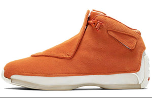 Jordan 18 Retro Campfire Orange - Just_4Kicks