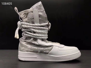 Nike SF Air Force 1 Hi Boot White - Just_4Kicks