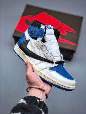 Travis Scott x Fragment x Air Jordan 1 High OG