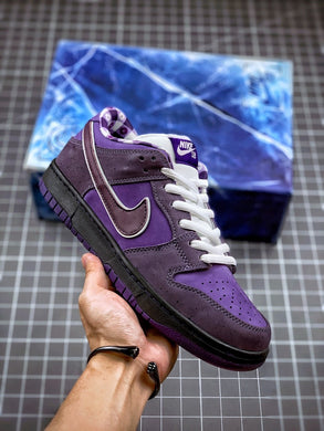 "The Concepts x Nike SB Dunk Low ""Purple Lobster"""