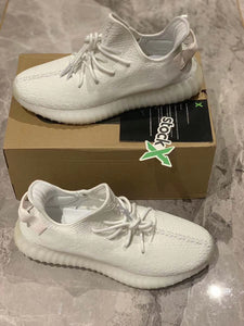 Adidas Yeezy Boost 350 V2 'Cream White / Triple White' - Just_4Kicks