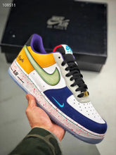 "Load image into Gallery viewer, Air Force 1 ""What The LA"" - Just_4Kicks"
