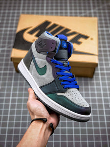 "LPL x Jordan 1 High Zoom ""Good Game"" 3M"