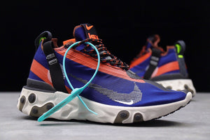Nike React Runner Mid WR ISPA Blue - Just_4Kicks