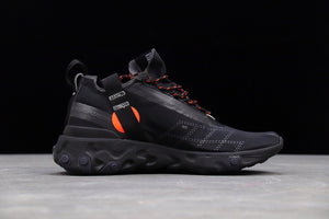 Nike React Runner Mid WR ISPA Black - Just_4Kicks