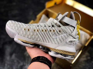 Nike LeBron 16 HFR Bright Summer White - Just_4Kicks