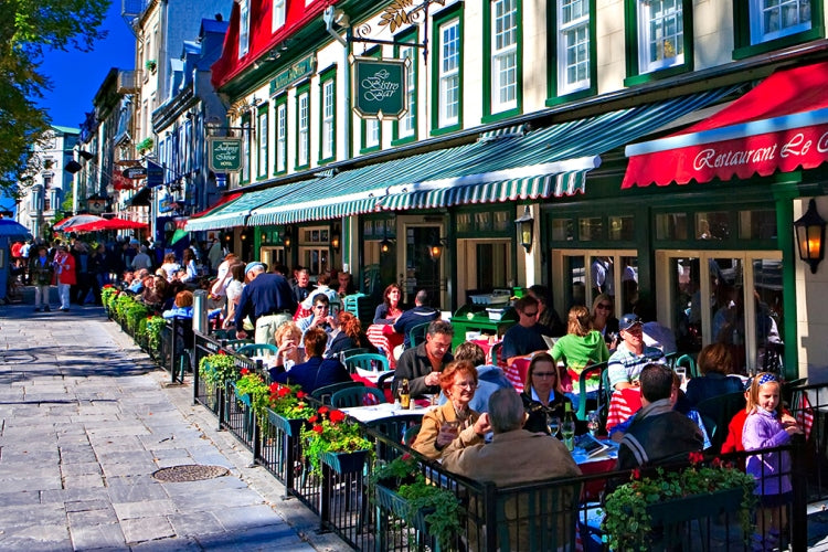 Quebec City - Wine sales outstrip spirits in Canada