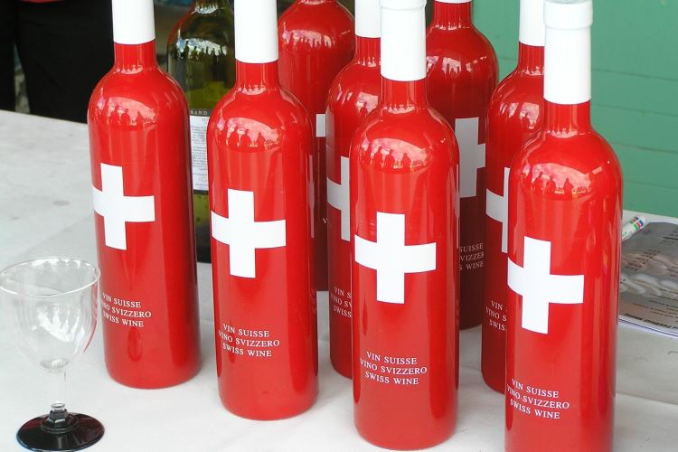 🇨🇭 Switzerland - choosing wine based on its complementing food