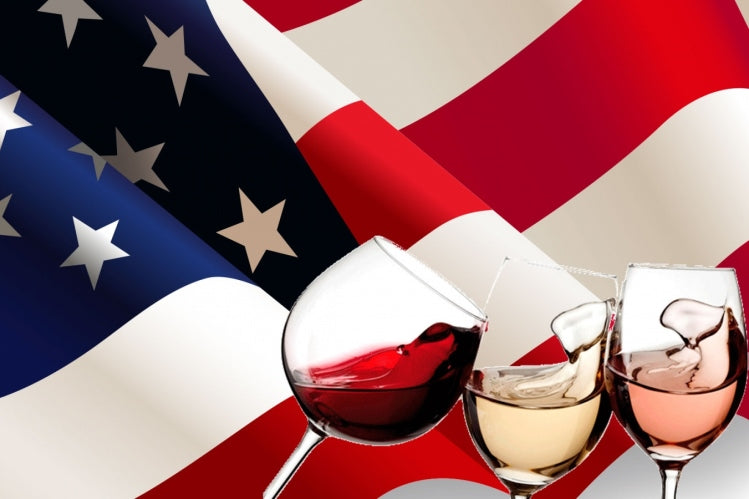 US market: top 10 States by Wine DTC shipping