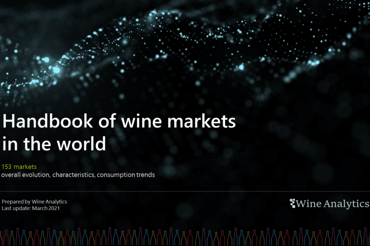 🌍 EUROPE Wine Markets - 44 markets
