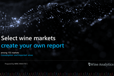 📝 SELECT WINE MARKETS - Create your report