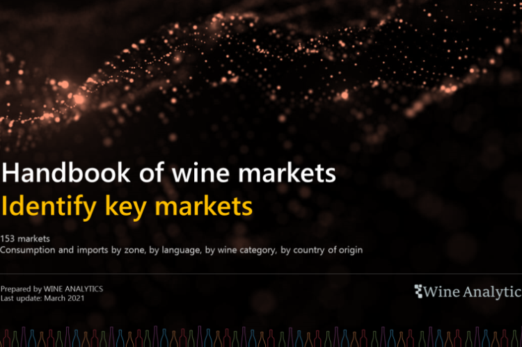 🌍 GLOBAL Wine Markets - Identify key markets