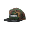 The BG Drop Hat in Camo/Black