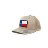 The Texas Drop Hat in Khaki