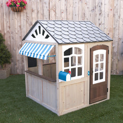 HillCrest Wooden Playhouse by Kid Kraft